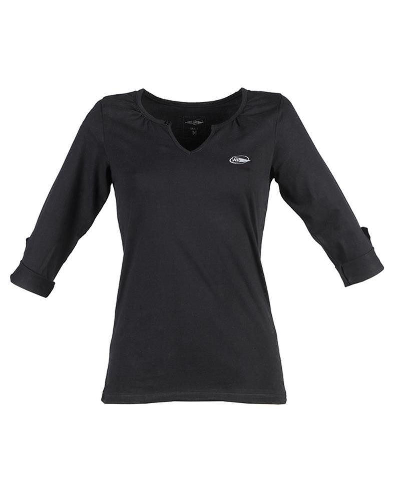 tee shirt manches 3 4 t shirts femme aviron bayonnais rugby. Black Bedroom Furniture Sets. Home Design Ideas